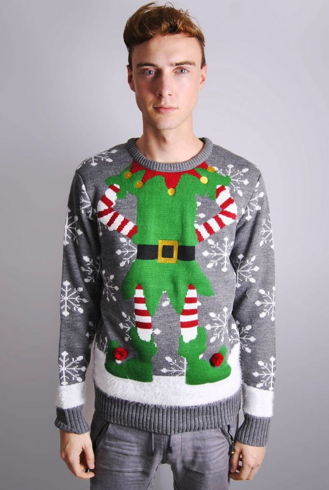 Numskull is gearing up for the festive season with the all-important Christmas jumper. Check out our selection of authentic geek gaming and pop culture novelty sweaters.